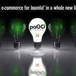 paGO Commerce For Joomla goes live